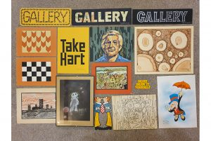 Tony Hart auction reveals how his work on another BBC show years before inspired the Blue Peter Ship emblem