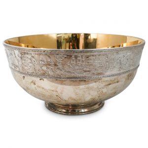 Franklin Mint Sterling Silver Bicentennial Bowl