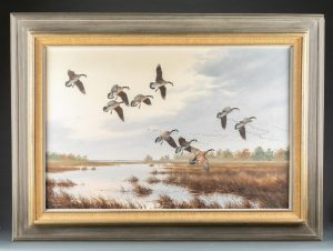 Quinns to auction fine paintings and decorative art from estates of Washington, DC notables, Jan. 30