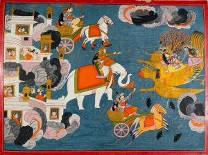 Paintings Attributed To Renowned Indian Artist Purkhu Of Kangra (Active 1780-1820) Will Headline Neue Auctions Feb. 20th Internet Sale