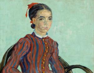 La Mousmé Sketch by Vincent van Gogh Could Fetch $10 Million at Christies1