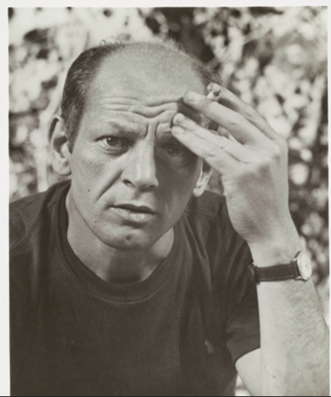 Jackson Pollock. Image from the Museum of Modern Art.