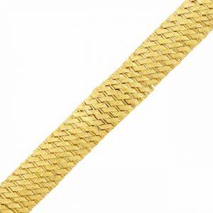 Vacheron & Constantin Gold Bracelet-Watch