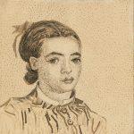 VINCENT VAN GOGH (1853-1890) La Mousmé