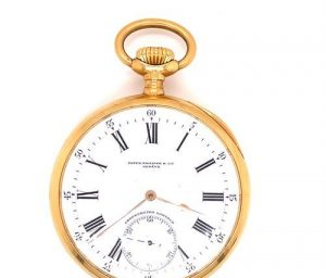 Patek Philippe Gondolo Pocket Watch
