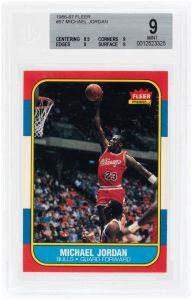Hakes Feb. 24-25 auction led by rare original comic art, historical and political memorabilia, Fleer #57 Michael Jordan rookie card, Negro League baseball treasures