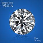 10.28 ct, D/FL, Round cut Diamond. Unmounted. Appraised Value: $5,165,700