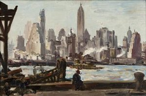 Swann to Offer Curated Sale Focused on the Artists of the WPA1
