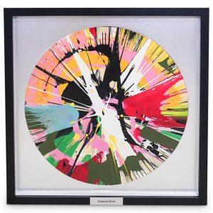 Damien Hirst (British, b.1965) Original Spin Painting