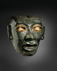 Christies Will Auction Pierre Matisses Teotihuacán Stone Mask and Other Pre-Columbian Artifacts in Upcoming Sale1