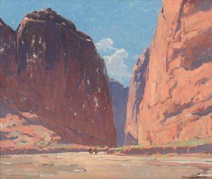 EDGAR PAYNE (1883-1947)