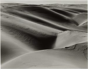 Edward Weston Dunes, Oceano