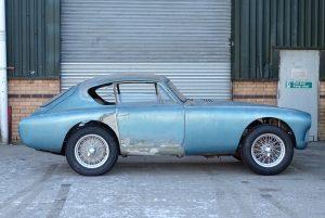 World record price for 1960 AC Aceca Bristol restoration project