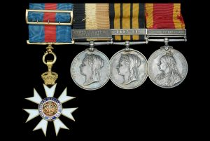 Medals awarded to doctor in West Africa and China highlight medal sale at Dix Noonan Webb