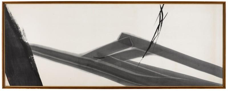 Toko Shinoda, Genji, 1967. Image from Sotheby's.