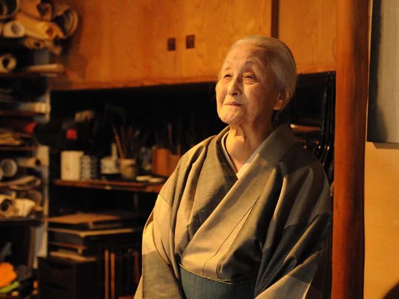 Toko Shinoda. Image from Daisaku Sato (STUDIO DAI).
