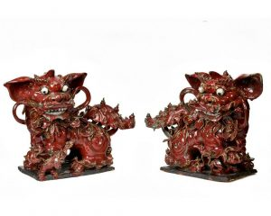 Pax Romanas March 7 auction explores Chinese decorative art for interiors, from Qing Empire through 20th century