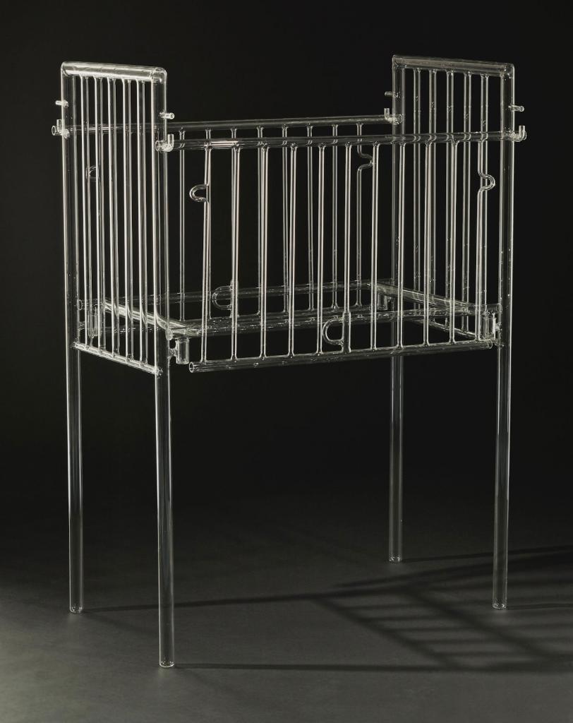Mona Hatoum, Silence, 1994. Image from Christie's.