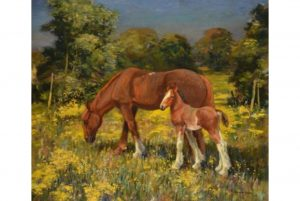 Ten important works by Edward Seago to go up for auction at Dreweatts