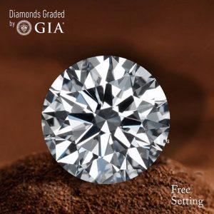 15.25 ct, D-VS2, TYPE IIA Round cut Diamond. Unmounted. Appraised Value- $3,911,600