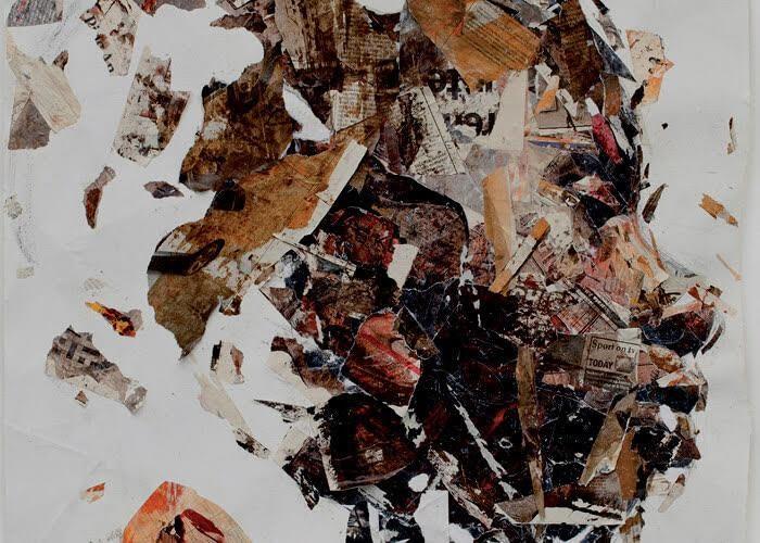 Broken by Benon Lutaaya. Image from Art Africa Magazine.