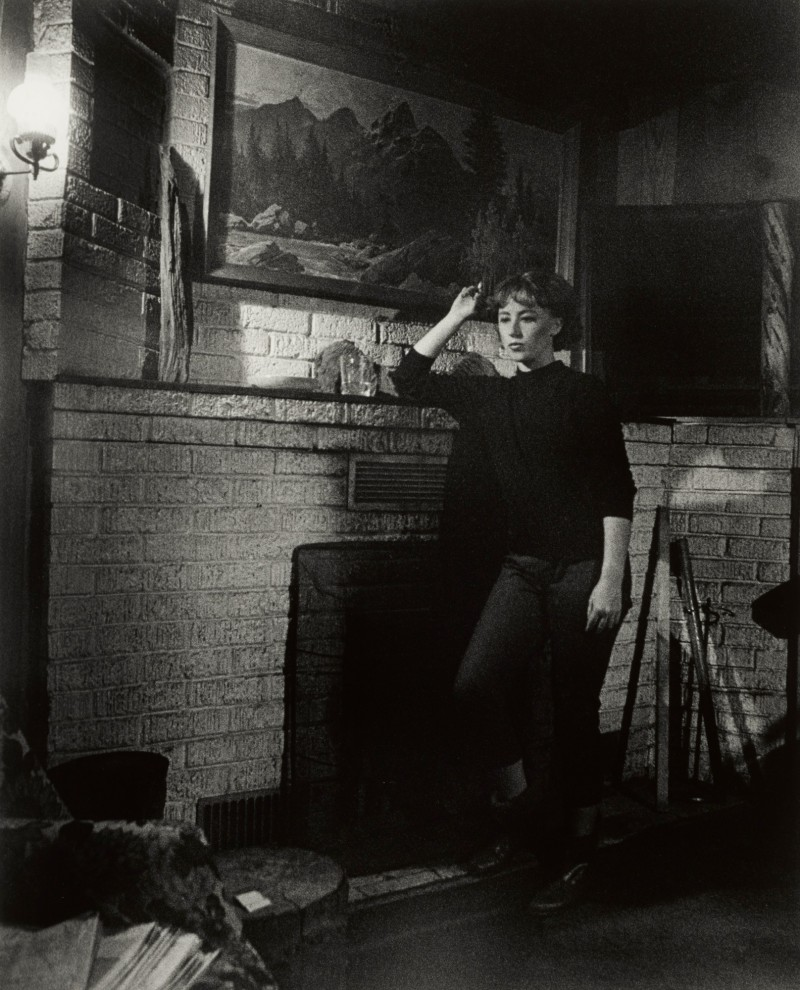 Cindy Sherman, Untitled Film Still #37, 1979. Image from Sotheby's.