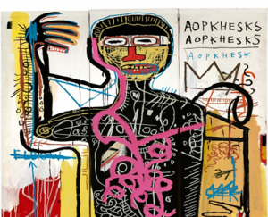 Early Jean-Michel Basquiat Painting Could Fetch Nearly $50 Million at Sothebys1