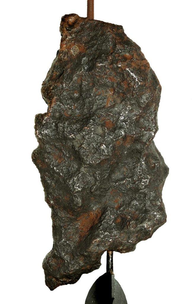 Massive and Important 394lb Sikhote-Alin Meteorite