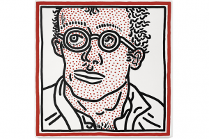 Keith Harings Legacy and History at Auction1