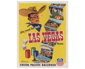 Las Vegas Union Pacific. Circa 1952.