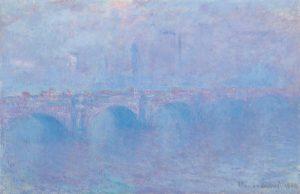 Claude Monet (1840-1926) Title: Waterloo Bridge, effet de brouillard