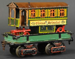 Bertoias to auction Paul Cole's 50-year collection of fine American and European trains, early tin and pressed-steel toys, May 21-22
