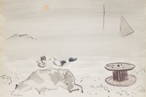 Selling exhibition features works from the collection of Peter OToole