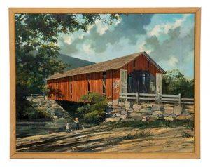 ERIC SLOANE (NY/CT, 1905-1985)