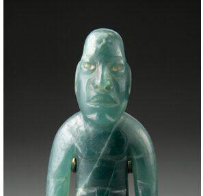 Mesoamerican Figure Highlights Heritage Ethnographic Art Auction