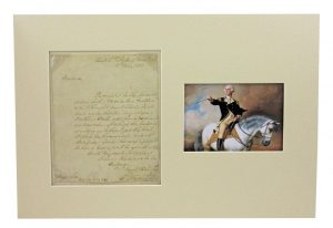 Items Signed By Albert Einstein, George Washington, Lou Gehrig And Others Will Be Offered Wednesday, June 30th By University Archives1