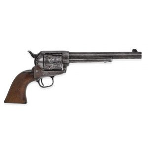 The Gun That Killed Billy The Kid: Pat Garrett's Colt Single Action Army Revolver Used To Kill Billy The Kid