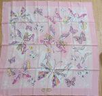 Salavtore Ferragamo silk scarf
