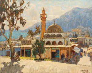 Russian and Ukrainian Paintings Lead International Fine and Decorative Art Sale