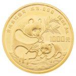 China 1986 12-Ounce Panda Gold Coin
