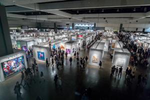LA Art Show Returns With NFTs and Global Contemporary Art1