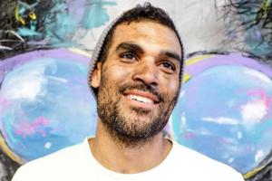 Former MLB Player-Turned-Artist Micah Johnson Seeks to Empower Black Kids Through Art1