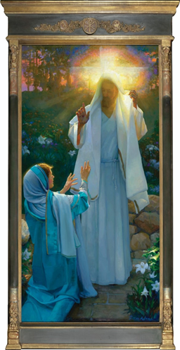 Peter Adams, The Resurrection, 2018. Image from Sotheby's.