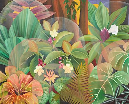 Senaka Senanayake, Untitled, 2007. Image from Saffronart.