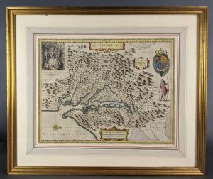 Quinns to auction 300+ lots of rare and signed books, maps, prints and Americana, July 8-2