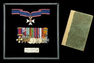 Important group of medals awarded to Captain Peter Townsend to be sold at Dix Noonan Webb