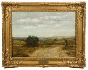 WILLIAM MERRITT CHASE (NY-CA-IN, 1849-1916)
