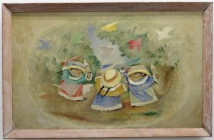 Original Oil Paintings By Ram Kumar And Jean Charlot Will Lead Bruneau & Co.s Online Summer Antiques & Fine Art Estate Auction1