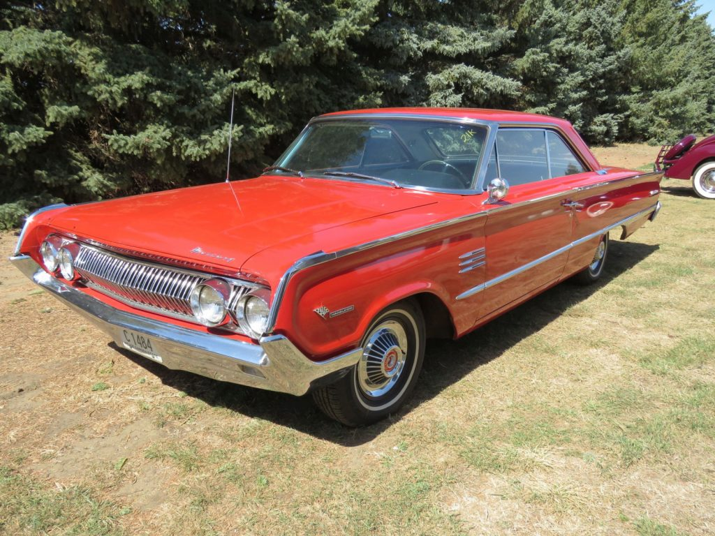 1964 Mercury Marauder two-door hardtop, purchased new by the Krinke family and used as the family car. Has the original paint and nice trim. Runs and drives. 30,893 miles on the odometer.