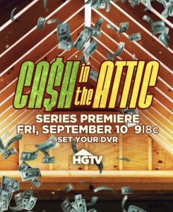 Willow Auction House cast as Auction House in HGTVs Cash in the Attic Premiering September 10th 2021 for Six Episodes-1